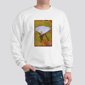 Calla Lily with Pastels Sweatshirt