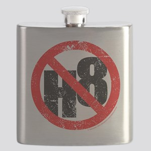 No Hate - < NO H8 > Flask