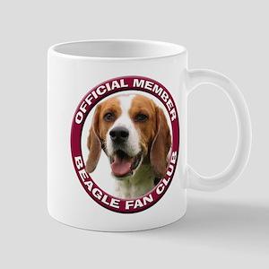 Beagle Fan Club 2 Mug