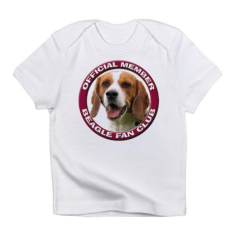 Beagle Fan Club 2 Infant T-Shirt