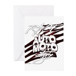 RACEMOTOSTYLE Greeting Cards (Pk of 10)