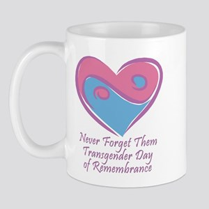 Transgender Day of Remembrance Mug