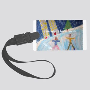 ZSkaters12102010 Large Luggage Tag