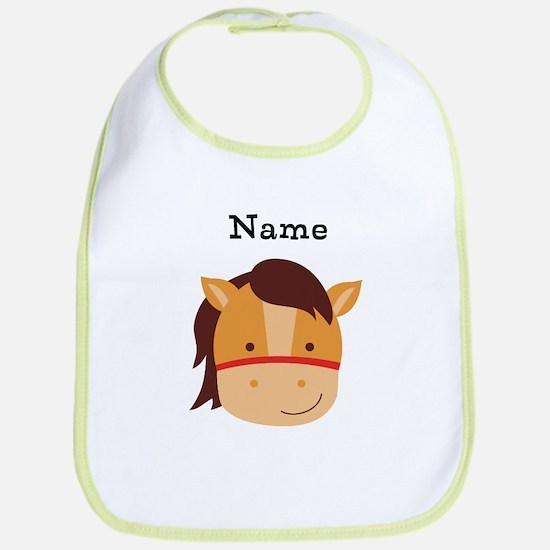 Personalized Horse Bib