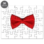 Bow Tie Red Puzzle
