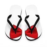 bowtie2 Flip Flops