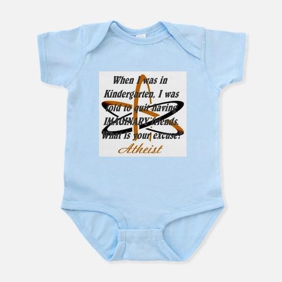 Imaginary Friend Infant Bodysuit