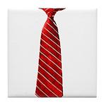 Long Tie Tile Coaster