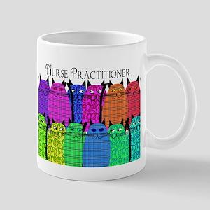 Nurse Practitioner CATS Mug