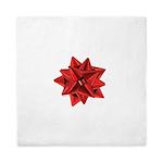 Gift Bow Red Queen Duvet