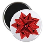 Gift Bow Red 2.25