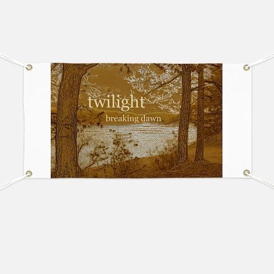 Twilight Breaking Dawn Banner