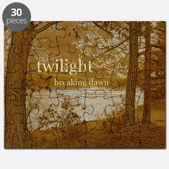 Twilight Breaking Dawn Puzzle