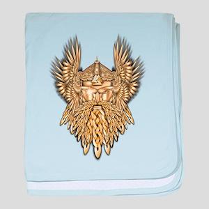 Odin - God of War baby blanket