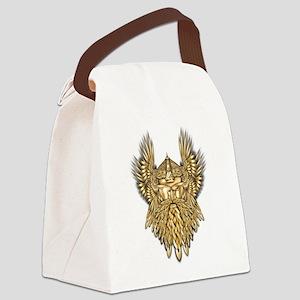 Odin - God of War Canvas Lunch Bag