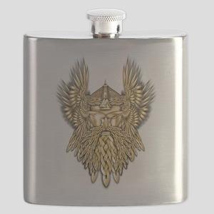 Odin - God of War Flask