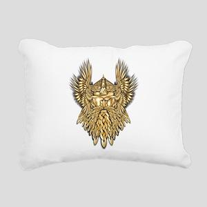 Odin - God of War Rectangular Canvas Pillow