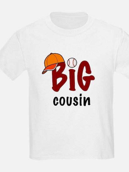 Big Cousin - Baseball T-Shirt