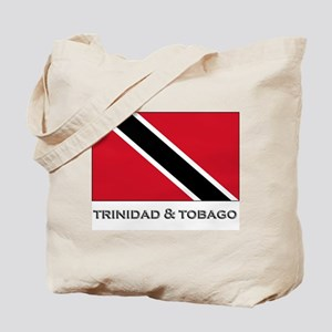 Trinidad & Tobago Flag Gear Tote Bag