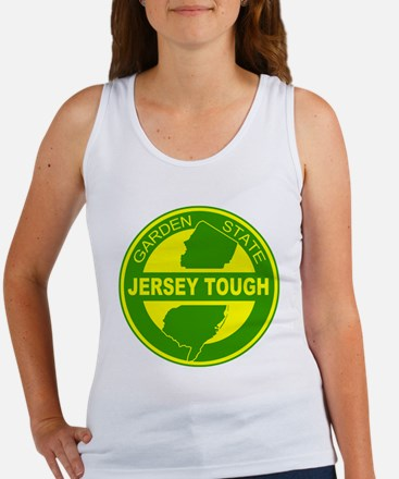 New jersey Strong Women's Tank Top
