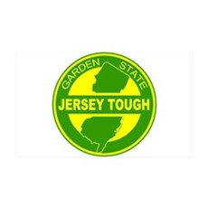 New jersey Strong Wall Decal