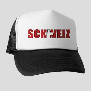 Switzerland (German) Trucker Hat