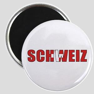 Switzerland (German) Magnet