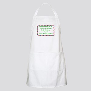 National Lampoon's Christmas Vacation quote Apron
