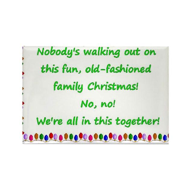 Christmas Vacation Santa Quote: National Lampoon's Christmas Vacation Quote Rectan By