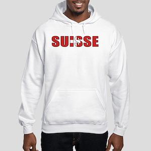 Switzerland (French) Hooded Sweatshirt
