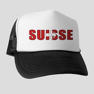 Switzerland (French) Trucker Hat
