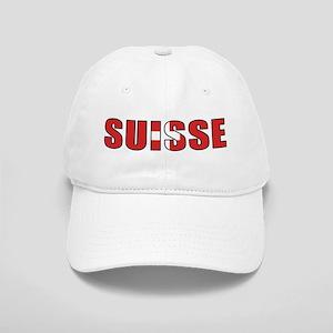 Switzerland (French) Cap