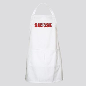 Switzerland (French) BBQ Apron