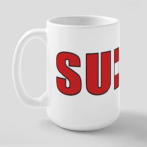 Switzerland (French) Large Mug