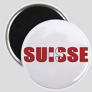 Switzerland (French) Magnet