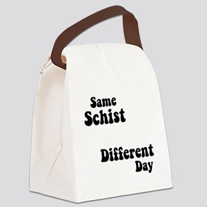 Same Schist Canvas Lunch Bag