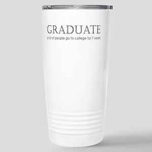 2-Graduate2 Stainless Steel Travel Mug