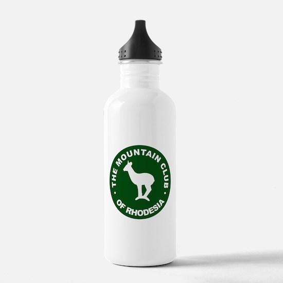 Rhodesian Mountain Club green Water Bottle