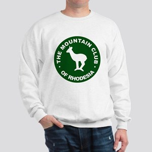 Rhodesian Mountain Club green Sweatshirt