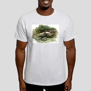 Copping Ophelia Ash Grey T-Shirt