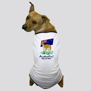 Australia Hop On Over Dog T-Shirt