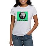 I LOVE MY PIT BULL Women's T-Shirt