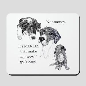 Merles World Mousepad