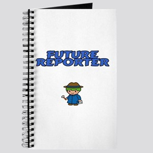 Future Reporter Children's Notebook