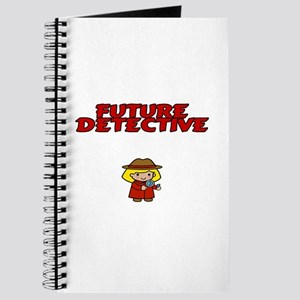 Future Detective Children's Notebook