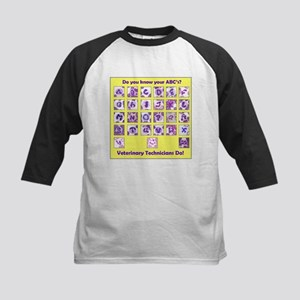 Do You Know Your ABC's? Kids Baseball Jersey