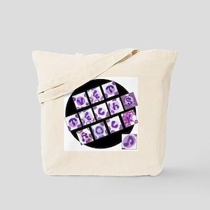 Vet Techs Rock Tote Bag