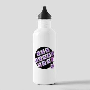 Vet Techs Rock Stainless Water Bottle 1.0L