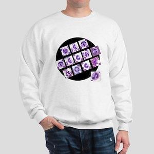 Vet Techs Rock Sweatshirt