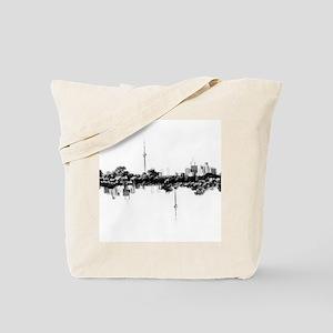 Toronto Reflection Tote Bag